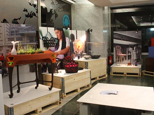 Garden Age exposé à bercy au Ministère de l'Économie et de l'Industrie