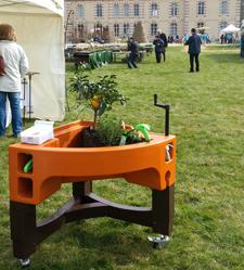 Verdurable s'expose au Printemps des jardiniers (Savigny-le-temple)