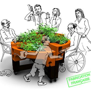 Du projet Green Age à la création de la société Verdurable
