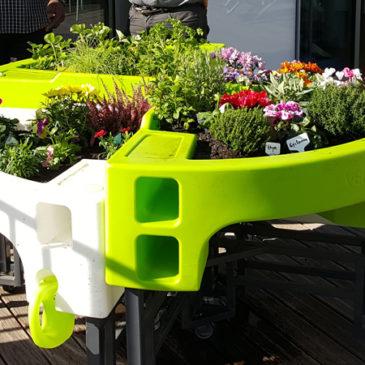 Ateliers de jardinage automnal en septembre