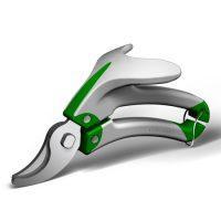 secateur ergonomique verdurable