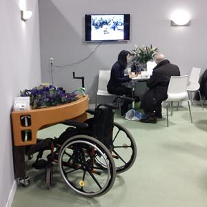 jardinière de Verdurable s'expose au Salon des services à la personne 2012
