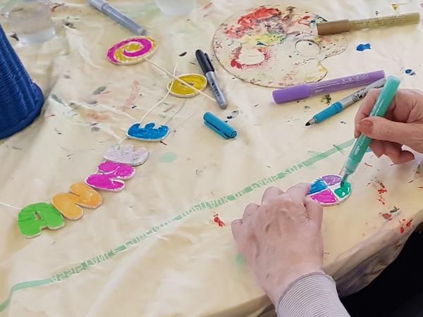 atelier noël 3 coloriage