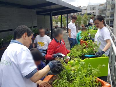événement bénévole Cityzen day MAS