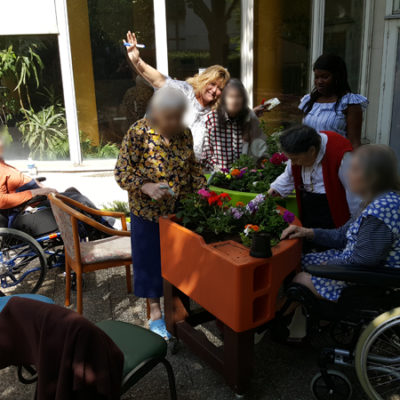 jardinage printemps hôpital la collégiale 2018 1