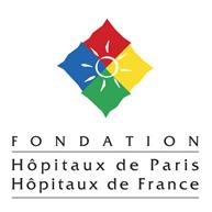 logo fondation hôpitaux de Paris hôpitaux de France