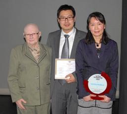 Verdurable Lauréat des Trophées du Grand Age 2012