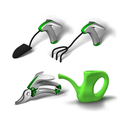 catégorie outils jardinage ergonomique Verdurable