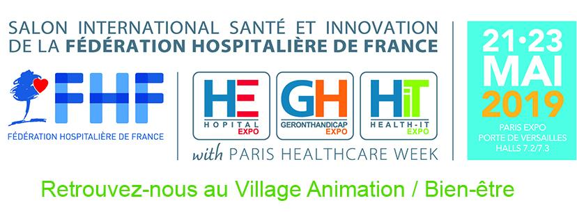 salon paris healthcare week 2019