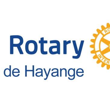 Hayange, le Rotary soutient l'hortithérapie