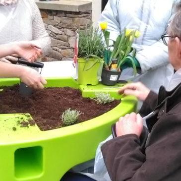 Au CMPR de Bagnoles-de-l'Orne (61), «le jardinage a vraiment valorisé les patients»