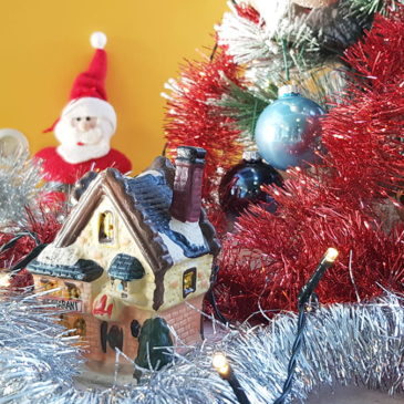 Noël s'invite dans la crèche Pollux (91)