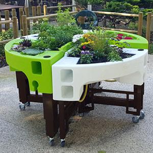 dispositifs ergonomiques de jardinage