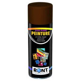 peinture aérosol ral-8017 couleur chocolat