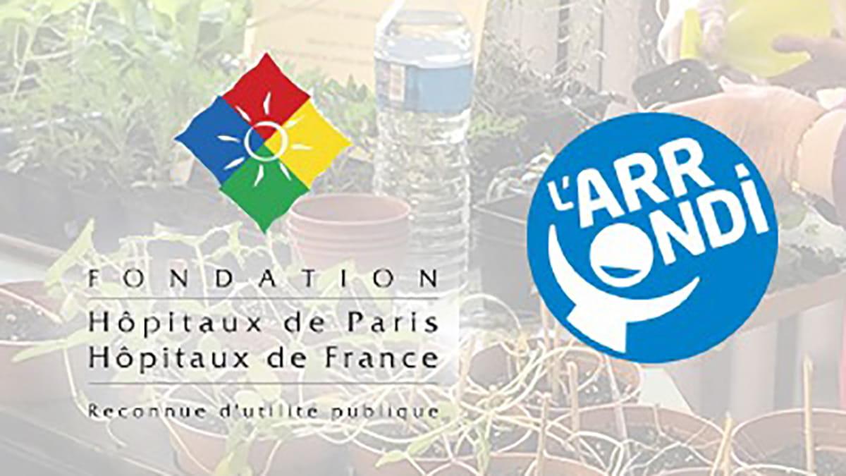 Truffaut lance l'arrondi en caisse pour soutenir jardin thérapeutique