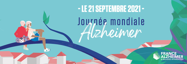 Journée Mondiale Alzheimer 2021